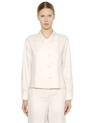 Christophe Lemaire Silk Twill Shirt