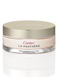 Cartier La Panthere Body Cream 6.7 Oz. No Color