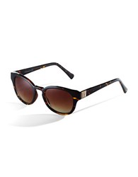 Vince Camuto Pantos Sunglasses Brown