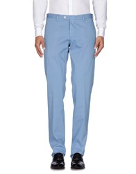 Germano Casual Pants Sky Blue