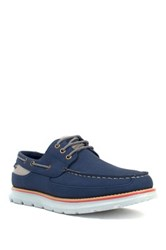 U.S. Polo Assn. Mercer Boat Shoe Blue