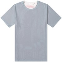 Craig Green Printed Back Tee Grey