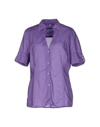 Jeckerson Shirts Purple