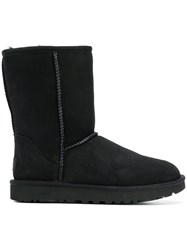 Ugg Australia Slip On Boots Black