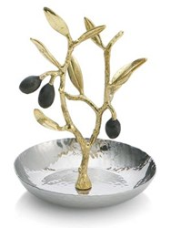 Michael Aram Olive Branch Ring Catch No Color