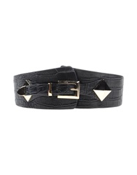 Relish Belts Black