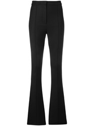 Patrizia Pepe Slim Fit Trousers Black