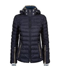 Bogner Kelly D Quilted Jacket Blue