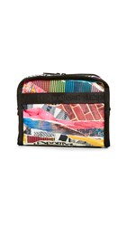 Le Sport Sac Lesportsac Taylor North South Cosmetic Bag Y2k Collage