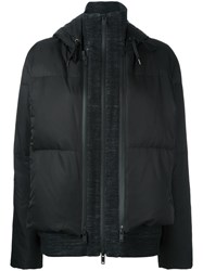 Dkny Two In One Jacket Black