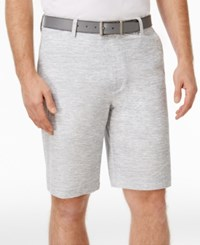 Greg Norman For Tasso Elba Men's Dash Print Stretch Shorts Only At Macy's Silverspoon