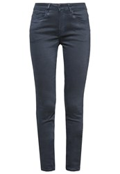 G Star Gstar 3301 High Skinny Coj Slim Fit Jeans Legion Blue Petrol