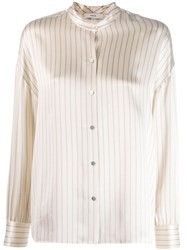 Vince Loose Fit Shirt Neutrals