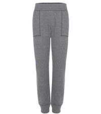 Rag And Bone Scout Cotton Blend Sweatpants Grey
