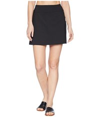 Royal Robbins Jammer Knit Skort Jet Black