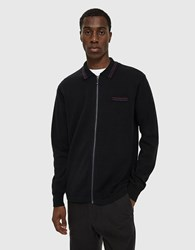 Stussy Perry Polo Sweater Black