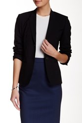 Hugo Boss Jannami Wool Blend Blazer Black