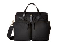 Filson 24 Hour Tin Briefcase Black Briefcase Bags