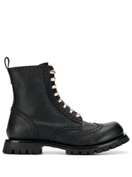 Gucci Shearling Lined Boots 60