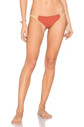 Koa Sahara Reversible Brazilian Bottom Rust