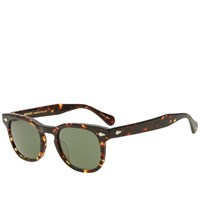 Moscot Gelt 46 Sunglasses Brown