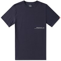Wtaps Entire Crew Tee Blue