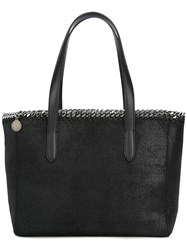 Stella Mccartney East West Tote Bag Black