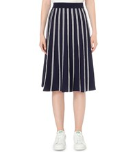 Izzue Knitted A Line Skirt Nyd