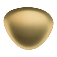 Alessi Colombina Tray Brass