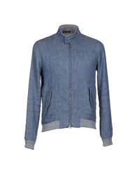 Roberto Collina Denim Denim Outerwear Men Blue