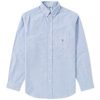 Billionaire Boys Club Helmet Oxford Shirt Blue
