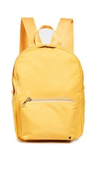 State Mini Lorimer Backpack Spicy Mustard