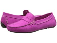 Massimo Matteo Penny Keeper Hot Pink Moccasin Shoes