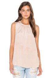 Ramy Brook Odette Tank Blush