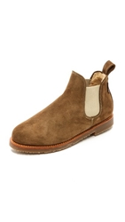 Penelope Chilvers Safari Booties Peat