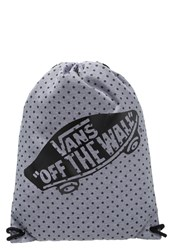 Vans Benched Novelty Rucksack Blue Wash Grey
