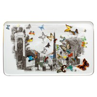 Christian Lacroix Forum Large Rectangular Platter