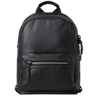 Lanvin Smooth Calfskin Backpack Black