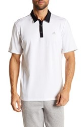 Adidas Climacool Performance Polo White