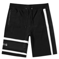 Givenchy Band Logo Sweat Shorts Black