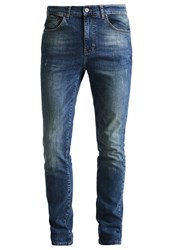 Pier One Slim Fit Jeans Dirty Wash Update Dirty Denim