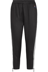 P.E Nation Atilla Twill Track Pants Black