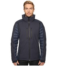 Kuhl Firestorm Down Jacket Pirate Blue Men's Coat