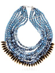 Nightmarket Short Multi Strand Necklace