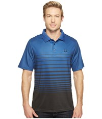 Cinch Athletic Tech Polo W Engineer Black Men's Clothing