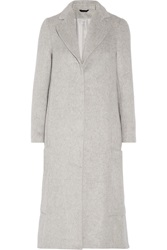 Opening Ceremony Clara Felted Coat Gray