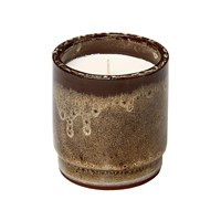 Ferm Living Scented Candle Brown