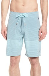 Cova Water Level Board Shorts Harbour Blue