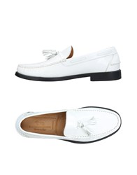 Harmont And Blaine Loafers White