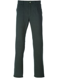 Brioni Regular Trousers Green